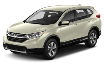 2018 Honda CR-V - White Diamond Pearl
