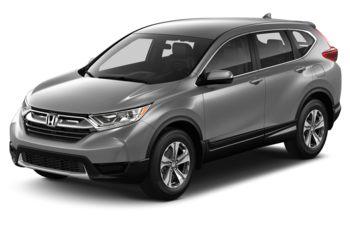 2018 Honda CR-V - Lunar Silver Metallic