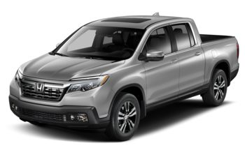 2018 Honda Ridgeline EX-L (4-Dr Regular Side) at Dow Honda, Ottawa, Ontario