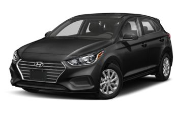 2020 Hyundai Accent - Aurora Black