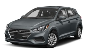 2020 Hyundai Accent - Urban Grey