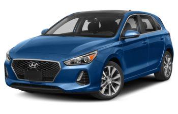 2018 Hyundai Elantra GT - Marina Blue Metallic