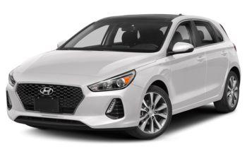 2018 Hyundai Elantra GT - Polar White