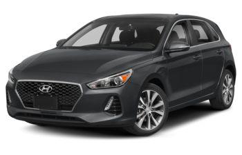 2018 Hyundai Elantra GT - Iron Grey Pearl