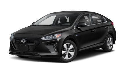 2019 Hyundai Ioniq Plug-In Hybrid Ultimate