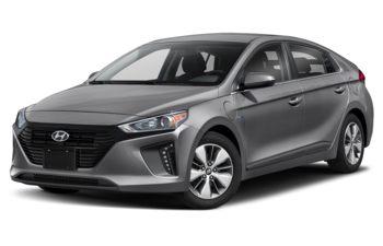 2019 Hyundai Ioniq Plug-In Hybrid - Aurora Silver Pearl