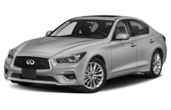 2020 Infiniti Q50 - Liquid Platinum Metallic