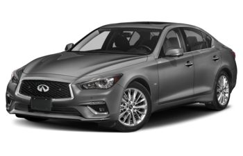 2021 Infiniti Q50 - Graphite Shadow Metallic