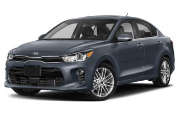 2019 Kia Rio - Ice Blue Metallic
