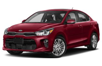 2018 Kia Rio - Radiant Red Metallic