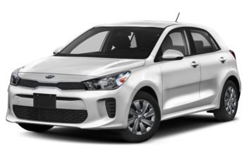 2018 Kia Rio 5-door - Ultra Silver Metallic