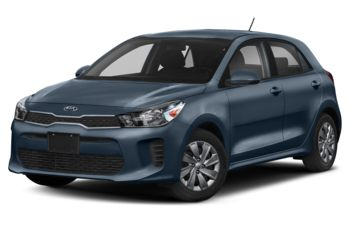2018 Kia Rio 5-door - Hyper Blue Metallic
