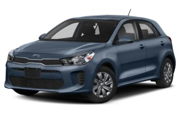 2019 Kia Rio 5-door - Ice Blue Metallic