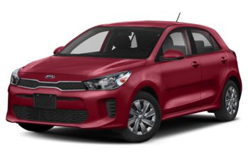 2018 Kia Rio 5-door - Radiant Red Metallic