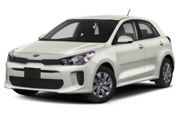 2019 Kia Rio 5-door - Snow White Pearl