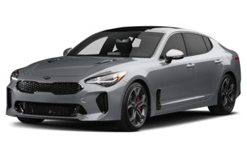 2018 Kia Stinger - Ghost Grey Metallic