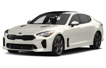 2018 Kia Stinger - Snow White Pearl