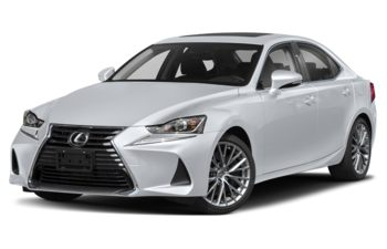2019 Lexus IS 300 - Ultra White