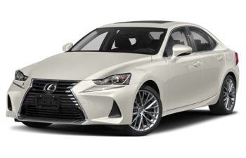 2019 Lexus IS 300 - Eminent White Pearl