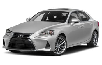 2018 Lexus IS 300 - Atomic Silver