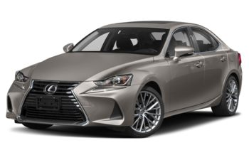 2019 Lexus IS 300 - Atomic Silver