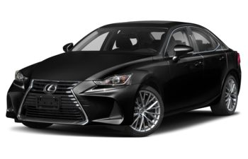 2019 Lexus IS 300 - Obsidian