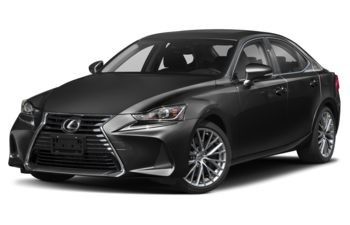 2020 Lexus IS 300 - Caviar