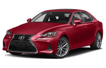 2020 Lexus IS 300 - Redline