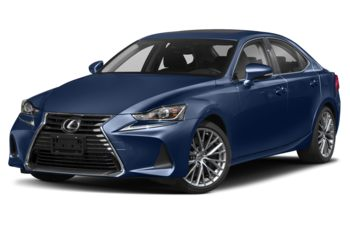 2020 Lexus IS 300 - Ultrasonic Blue Mica 2.0