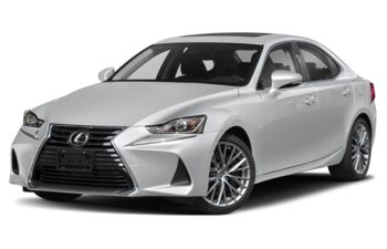 2020 Lexus IS 300 - Liquid Platinum