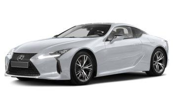 2018 Lexus LC 500 - Ultra White