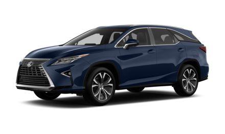 2018 Lexus RX 350L Luxury