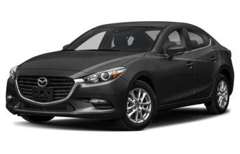 2018 Mazda 3 - Jet Black Mica