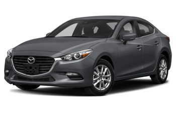 2018 Mazda 3 - Machine Grey Metallic