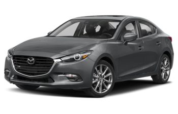 2018 Mazda 3 - Machine Grey Metallic