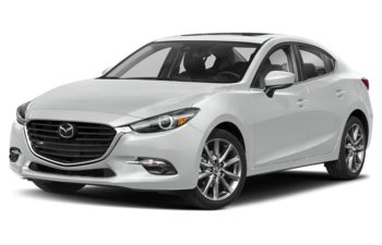 2018 Mazda 3 - Snowflake White Pearl