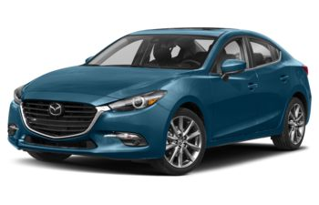 2018 Mazda 3 - Eternal Blue Mica