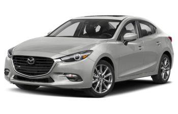 2018 Mazda 3 - Sonic Silver Metallic