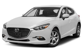 2018 Mazda 3 Sport - Snowflake White Pearl