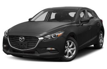 2018 Mazda 3 Sport - Meteor Grey Mica