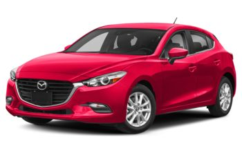 2018 Mazda 3 Sport - Soul Red Metallic