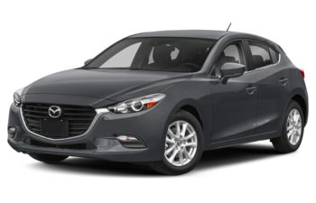 2018 Mazda 3 Sport - Machine Grey Metallic