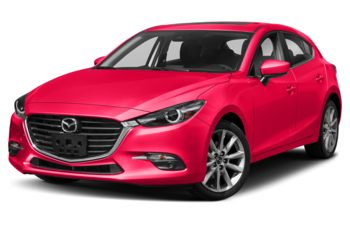 2018 Mazda 3 Sport - Soul Red Metallic