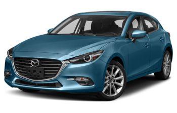 2018 Mazda 3 Sport - Eternal Blue Mica