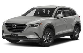 2018 Mazda CX-9 - Sonic Silver Metallic