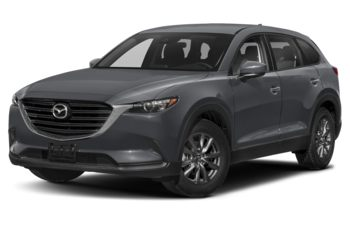 2018 Mazda CX-9 - Machine Grey Metallic