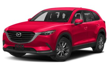 2018 Mazda CX-9 - Soul Red Crystal Metallic