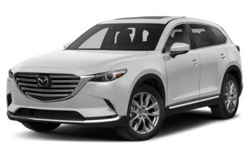 2018 Mazda CX-9 - Snowflake White Pearl