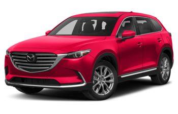 2018 Mazda CX-9 - Soul Red Crystal Metallic