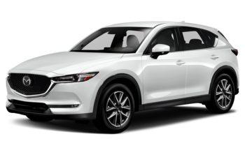 2018 Mazda CX-5 - Snowflake White Pearl